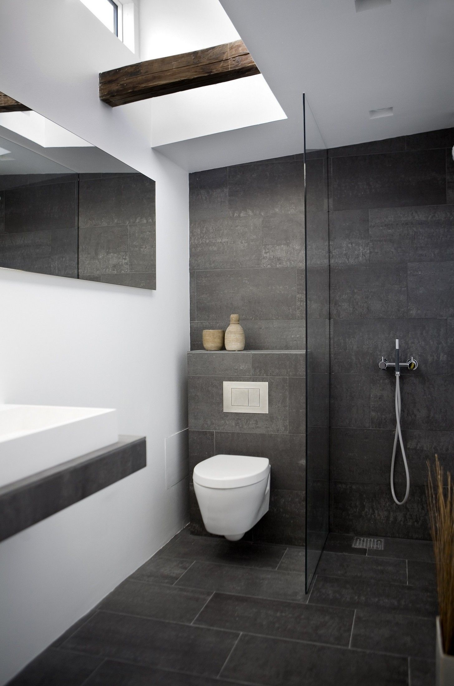 Archello | Bathroom design small modern, Modern small ...