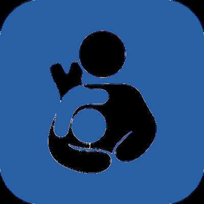 International Breastfeeding Symbol: Toddler version