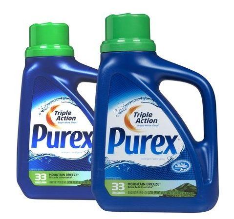 Purex Laundry Detergent B1g2 Free Sale Coupons Purex Laundry