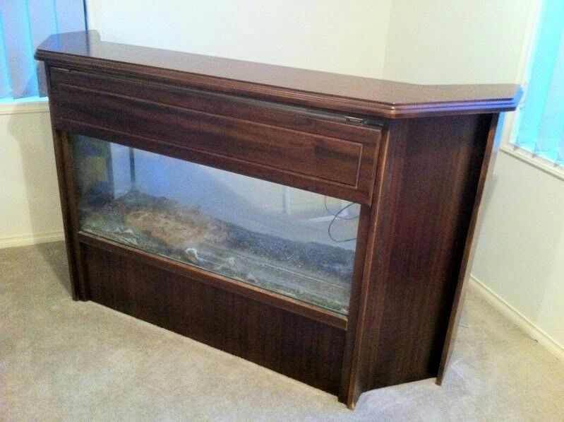 Fish tank bar working on ideas to use one of my tanks as for Fish tank bar