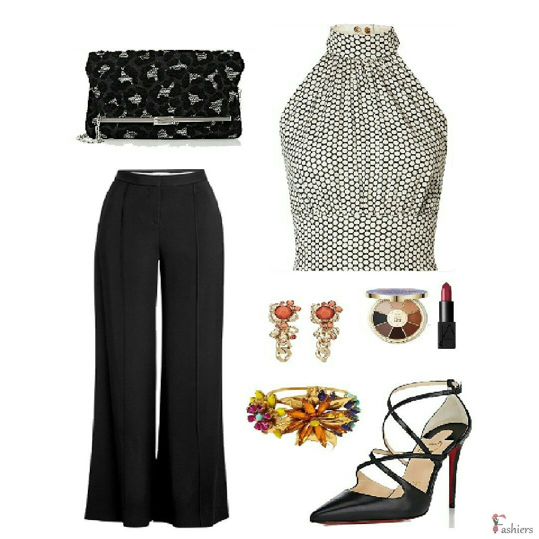 classy style outfit. built with fashiers app #tipsdemoda