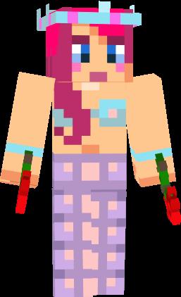 Minecraft Mermaid мιиєяαfт Pinterest - Minecraft schone holzhauser