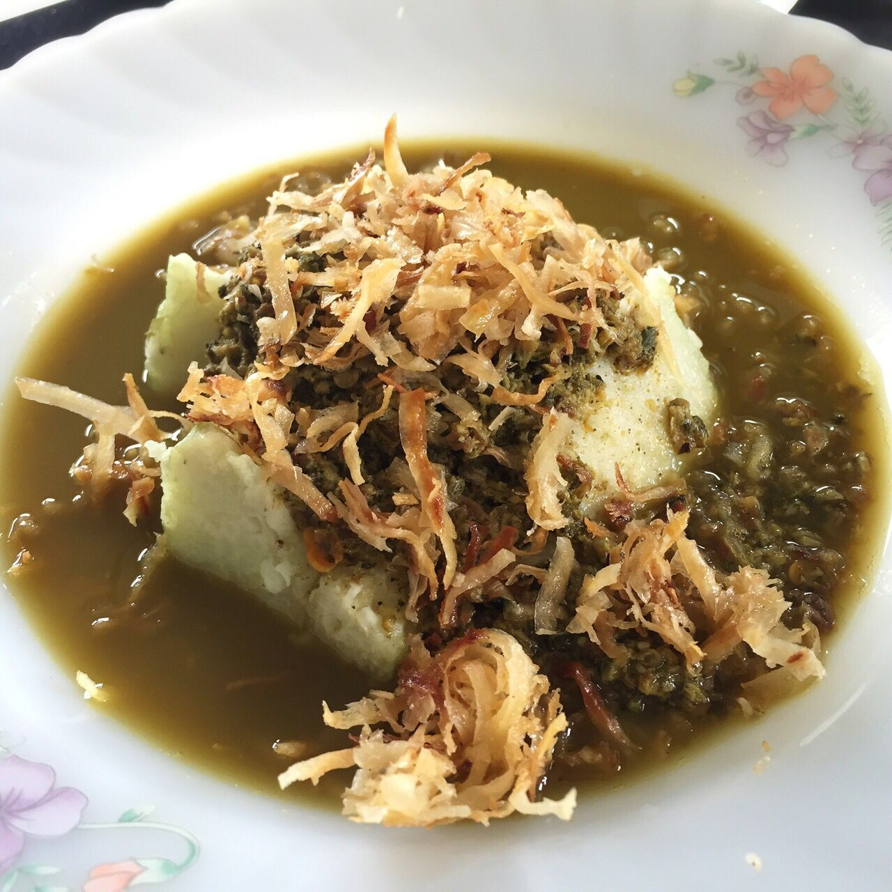 Kupang Is Traditional Food From Surabaya Made Of Tiny Little Mussels Ayam