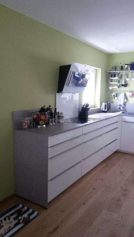 Pin von Küchen - Forum -) auf Fertiggestellte Küchen Pinterest - nobilia küchenfronten farben