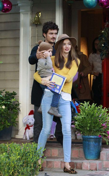 Orlando Bloom Miranda Kerr Flynn From The Big Picture Todays