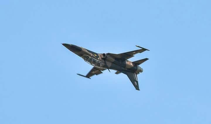 F5 F  Fuerza Aerea Mexicana