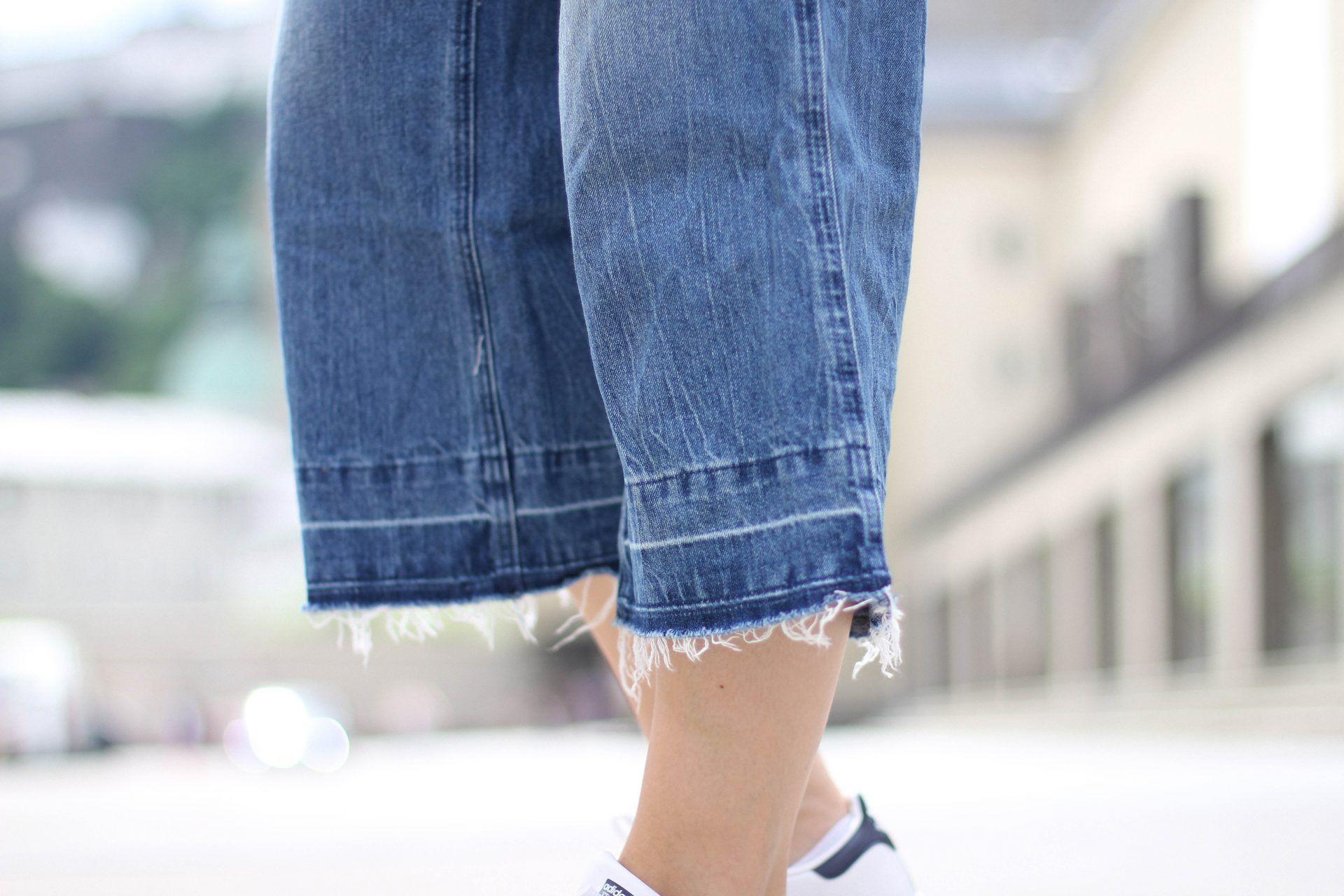 competitive price 8ab29 99356 tifmys – Vero Moda culottes & Adidas Stan Smith sneakers ...