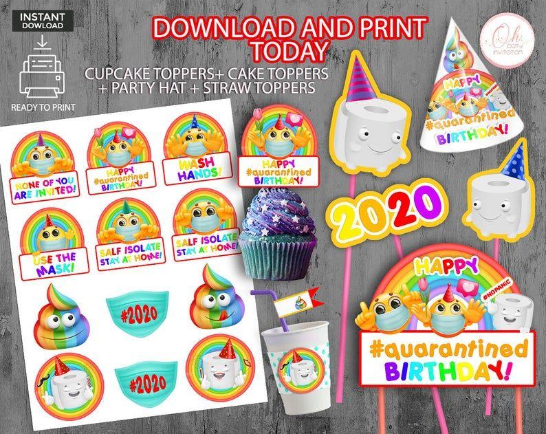 Pin on Kids Birthday Party Ideas & Printable