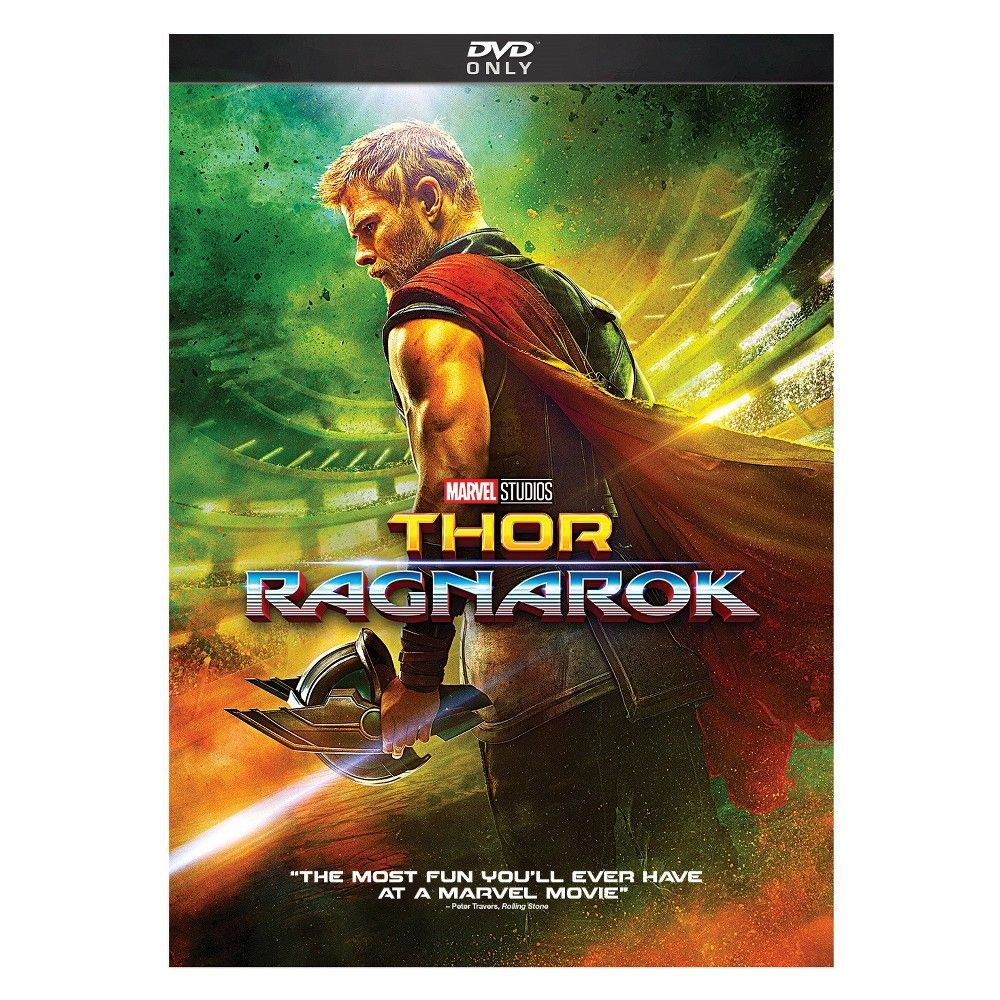 Thor: Ragnarok (Dvd), Movies