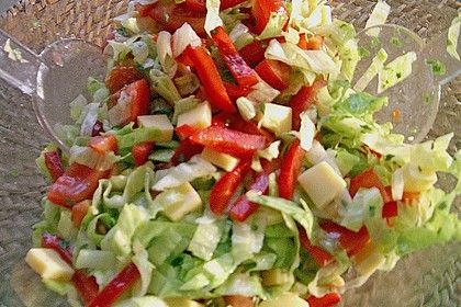Photo of Dinner salad by cenzy1 | chef