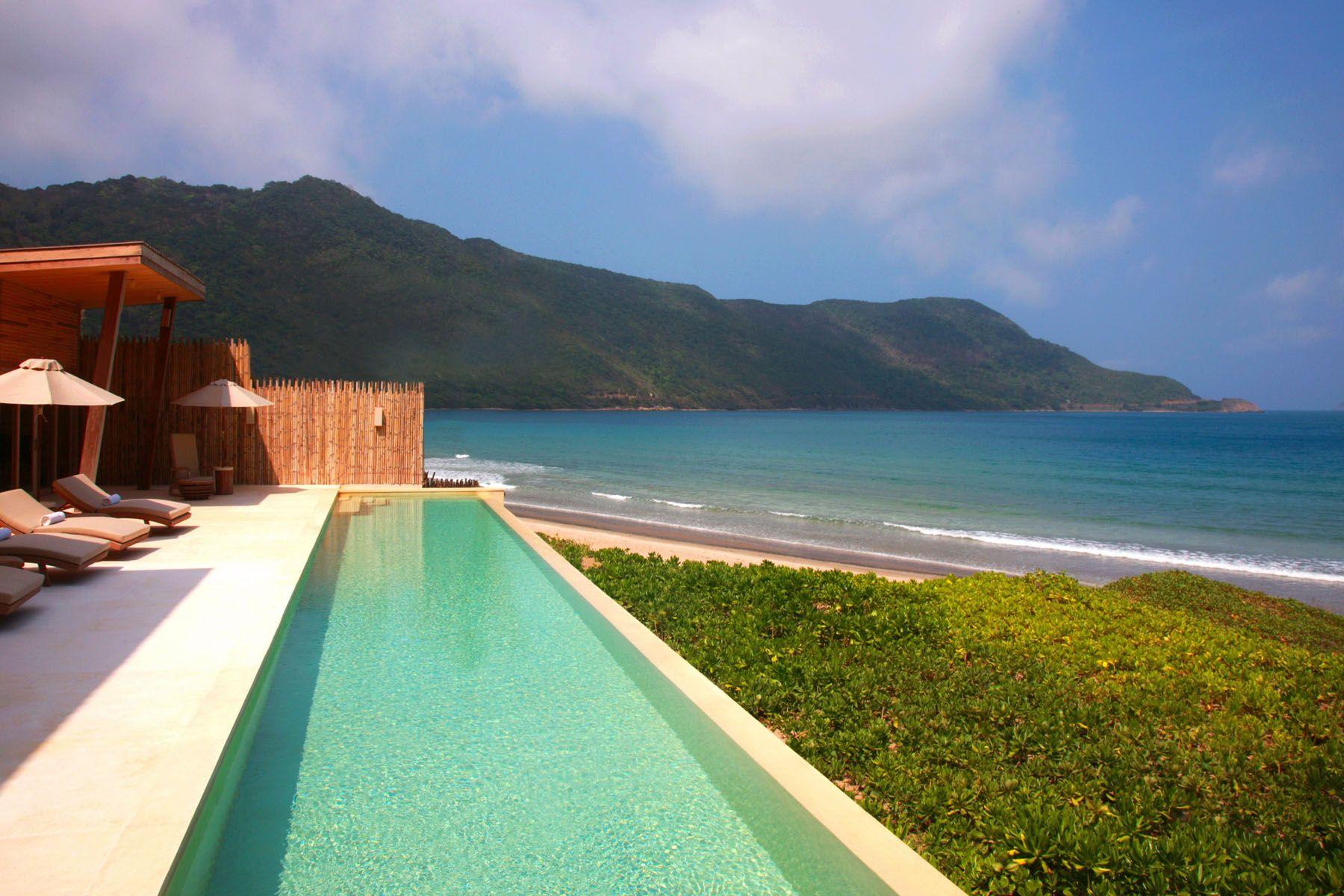Six Senses Con Dao Resort By Aw 17 Luxury Beach Resorts Resort Dream Vacations