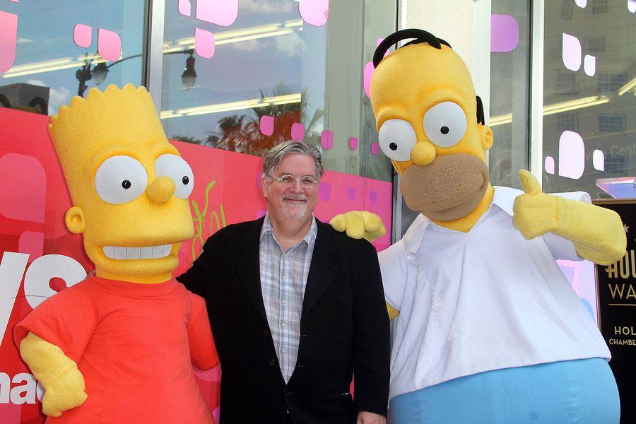 Das Vermogen Von Simpsons Schopfer Matt Groening 2021 Vermogen Erfinder Matt