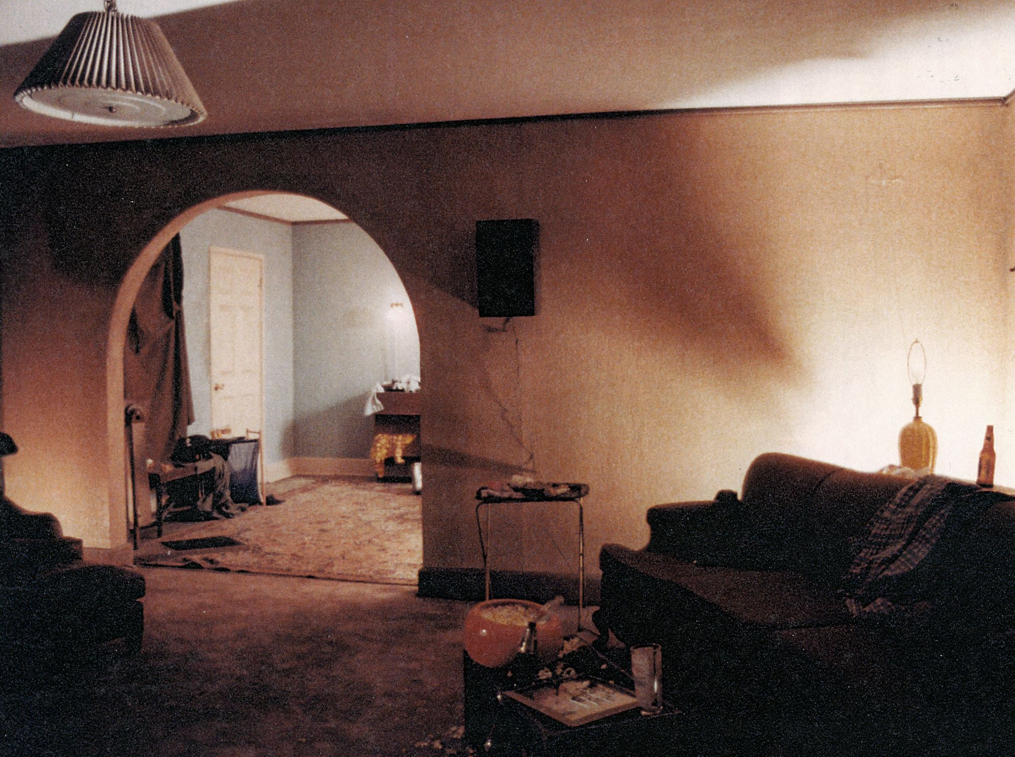 Room - Twin Peaks production set by Richard Hoover