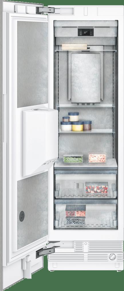 Vario Freezer 400 Series Niche Width 24 61 Cm 400 Series Rf463705 Gaggenau In 2020 Gaggenau Aluminium Doors Door Rack