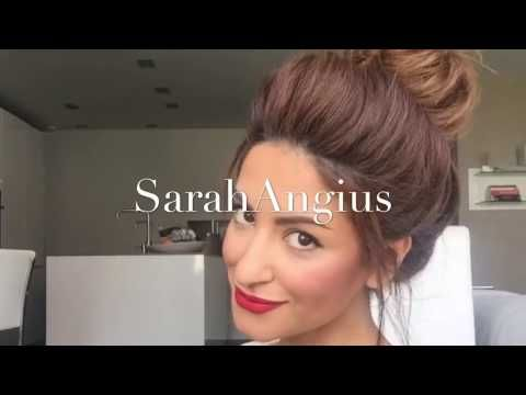 Easy Hairstyles For Medium Or Long Hair By Sarah Angius Youtube Easy Roman Hairstyles Easy Hairstyles Roman Hairstyles