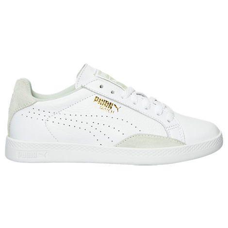 Women's Puma Match Lo Casual Shoes