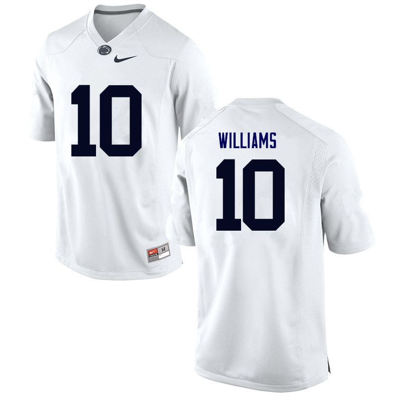 huge discount 1c127 75b3a Men Penn State Nittany Lions #10 Trevor Williams College ...