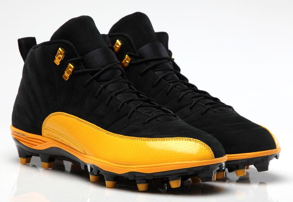 Air Jordan XII (12) Football Cleats