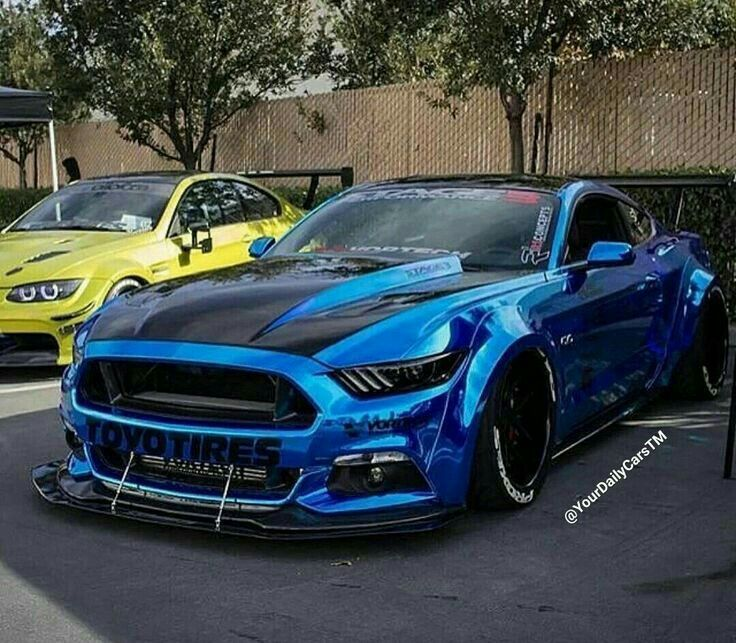 Pin By Rob Rutten On Ford Mustang By Stage 3 Performance Mustang Ford Mustang Modern Muscle Cars