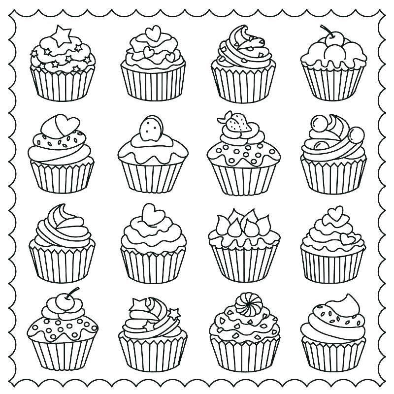 Easy Coloring Pages For Adults In 2020 Kleurplaten Verjaardagskalender Feestjes