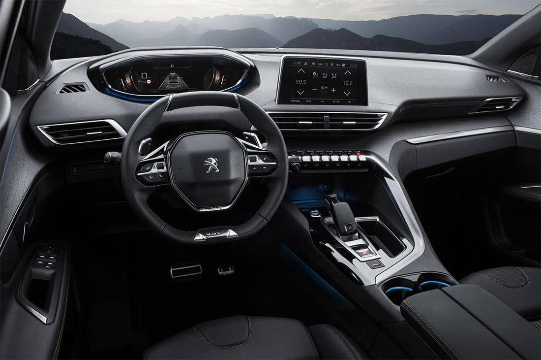 Novo Peugeot 3008 Gt E Gt Line 2019 Versoes Superiores Do Suv