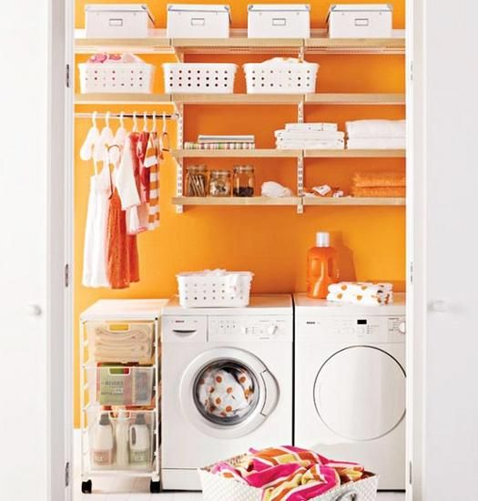 Decorating Your Laundry Room In Eco Style Laundry Rooms Storage - Decorating laundry room eco style