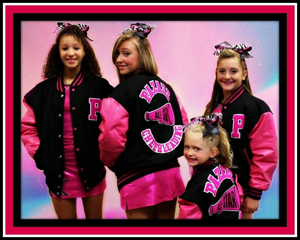 Get Your Varsity Jackets For Your Club Cheer/gymnastics ...