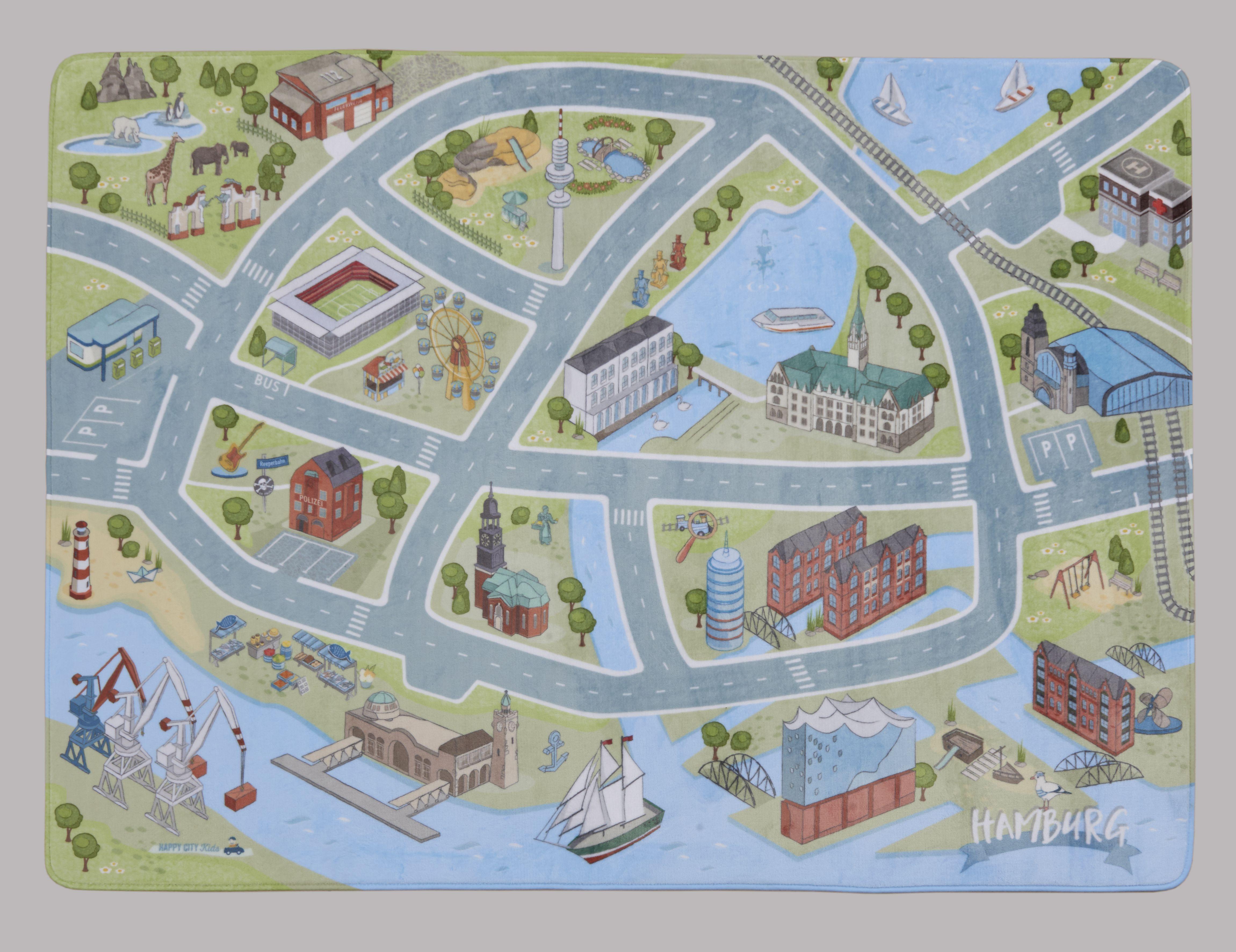 Spielteppich Hamburg (mit Bildern) Spielteppich, Schöne