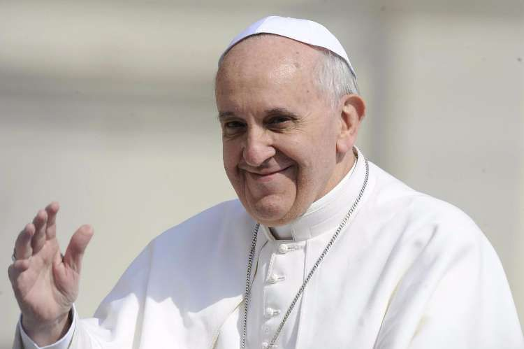 Papa pede urgência para conter mudanças climáticas