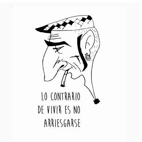 Fito Fitipaldis Lo Contrario De Vivir Es No Arriesgarse