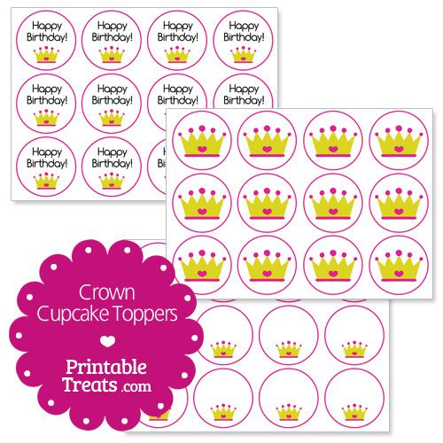 Prince Crowns Printable crown printable for prince