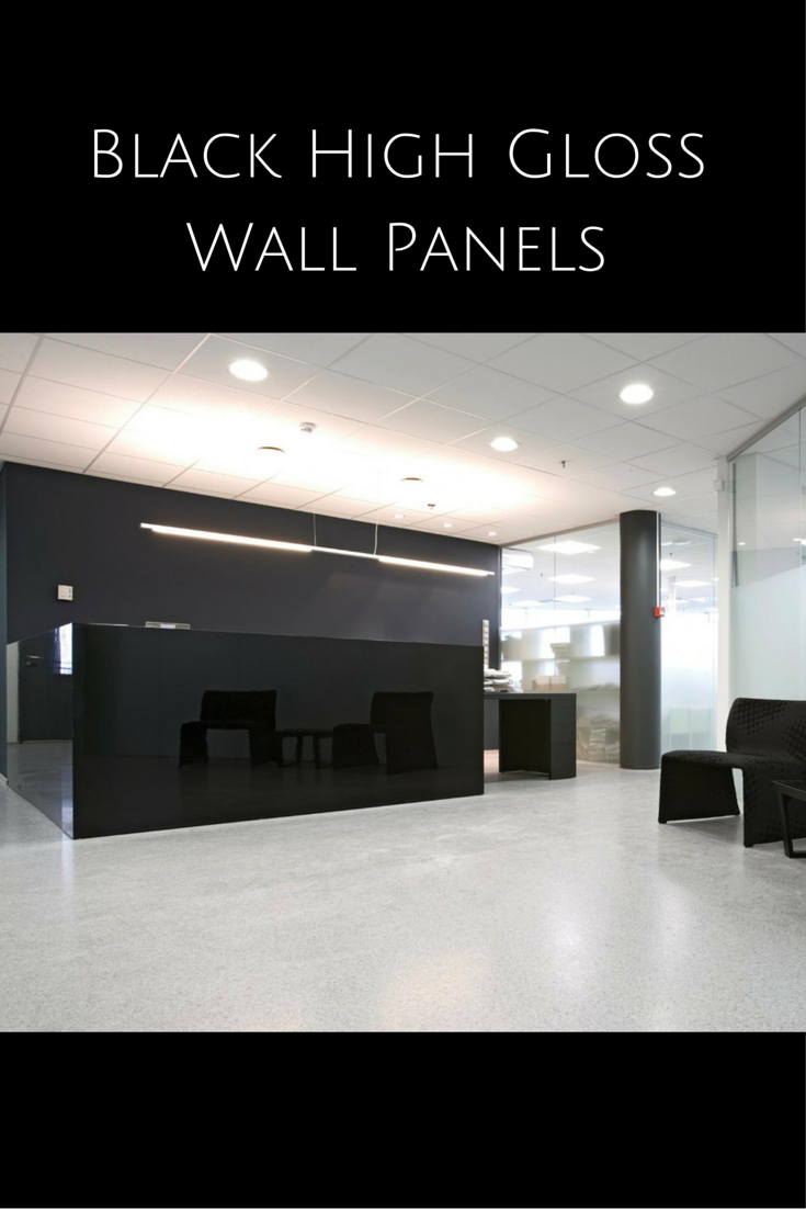 Acrylic wall panels for bathroom - High Gloss Acrylic Wall Panels Back Painted Glass Alternative
