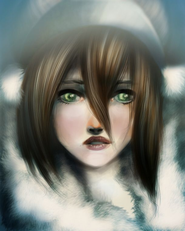 Toph- Snow in The Spring by sugarbanshee.deviantart.com on @deviantART