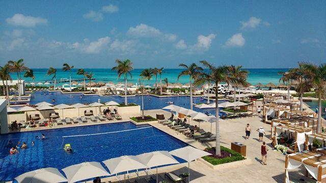 Hyatt Ziva Cancun: Best Location in Cancun's Hotel Zone