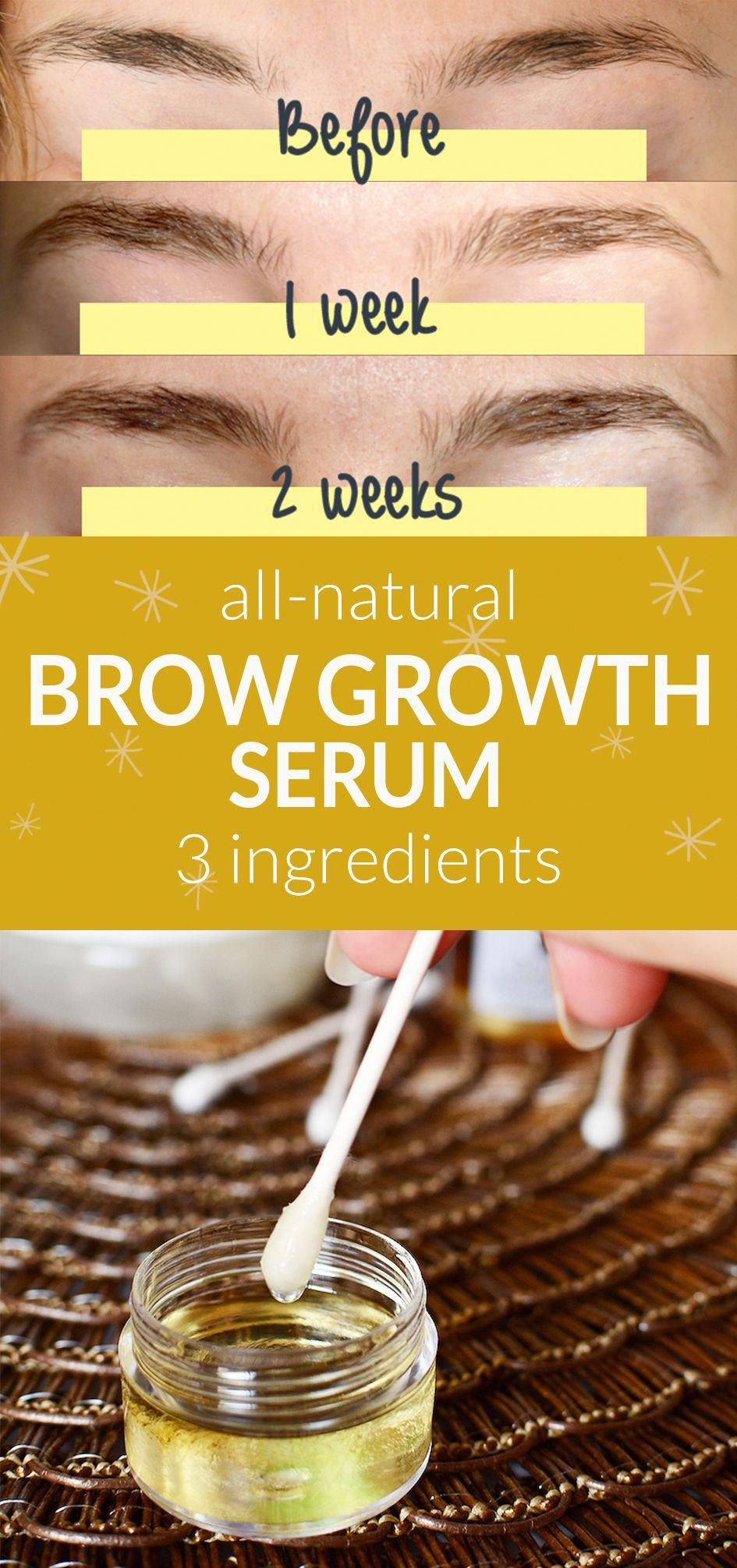 Photo of Brow Growth Serum