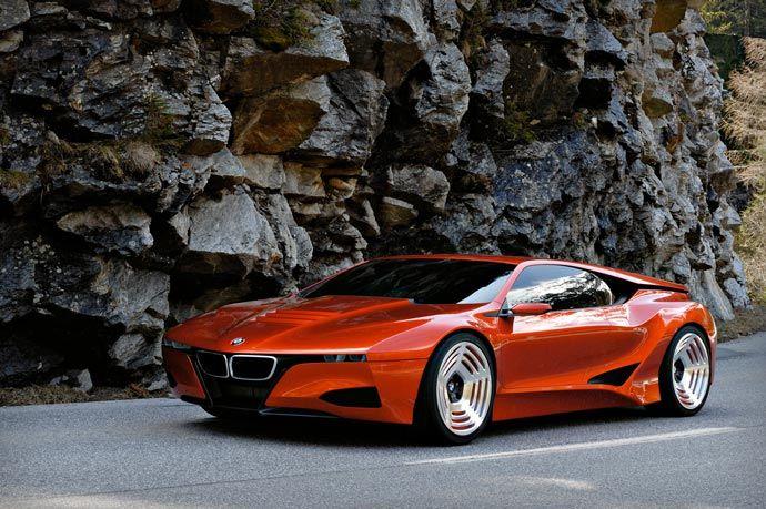 Bmw M8 Bmw Concept Car Bmw M1 Bmw Concept