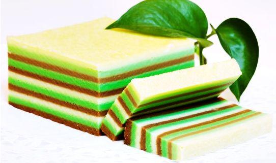Resep Kue Lapis Tepung Beras Kue Indonesia Kue Lapis