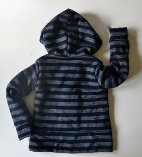 Extra warm lined hoodie. Perfect for all winter, and looks like it will match anything :)
