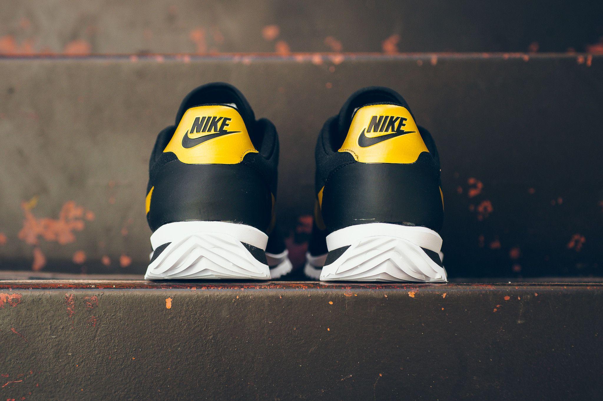 Nike Cortez Ultra QS Black Metallic Gold   Nike cortez