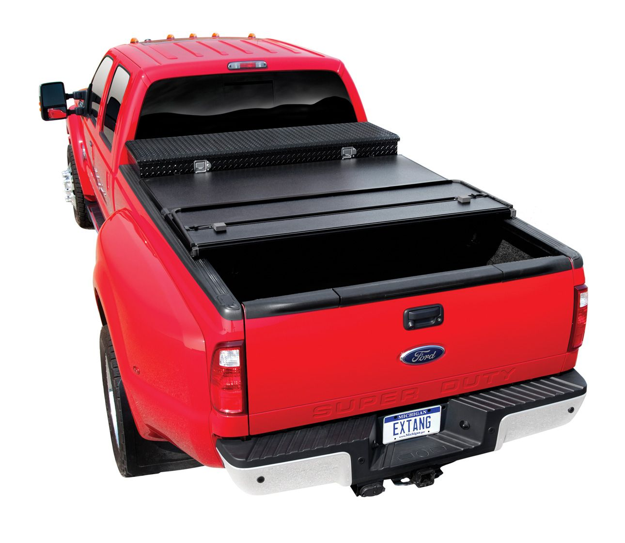 20092013 Ford F150 (8 ft bed) Solid Fold Toolbox