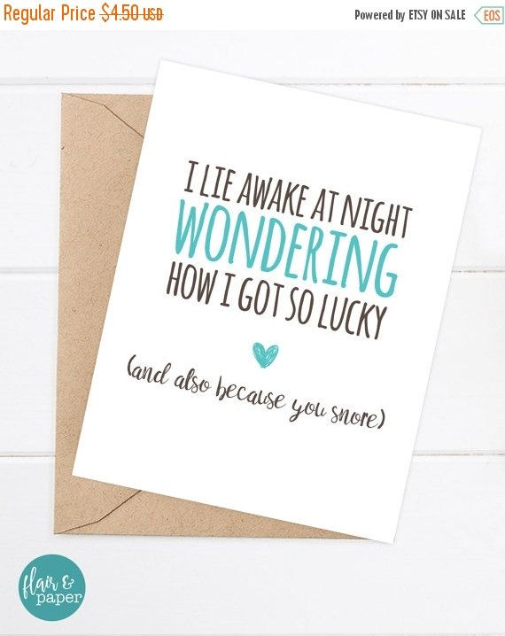 ON SALE Funny Boyfriend Card Girlfriend Card by ...