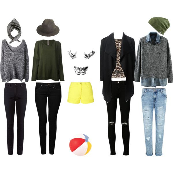 """""""That One Guy"""" by starswillalign on Polyvore"""