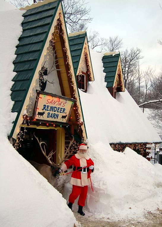 The north pole lake placid ny