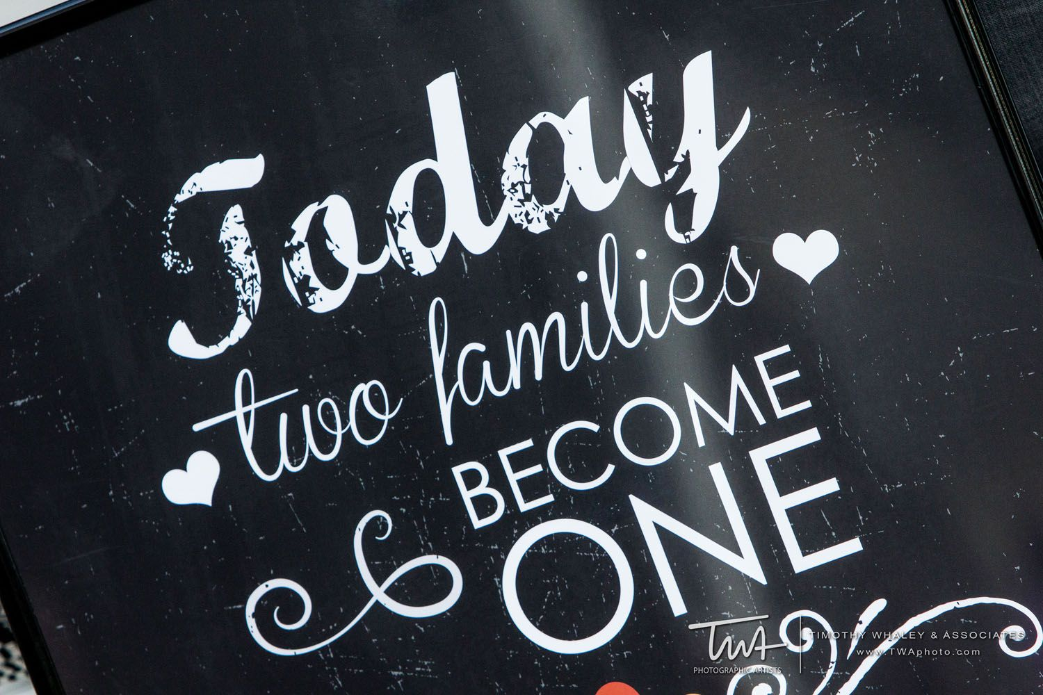 Today Two Families Become One 2019 Quotes We Love Twa Wedding