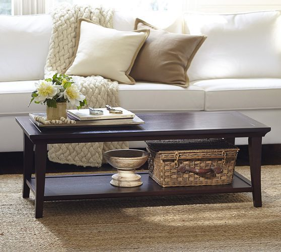 78d6680116 Metropolitan Rectangular Coffee Table in 2019 | Happy home | Coffee ...
