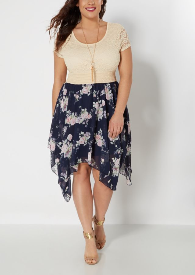 edd9fdc3e3 Budding Rose Lace Dress - Rue21 I m OBSESSED with this dress.