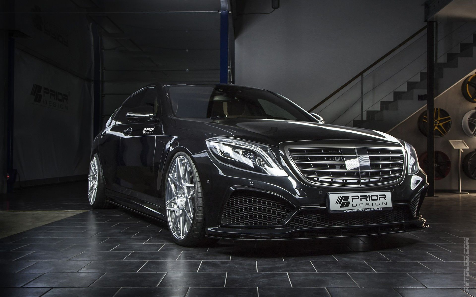 2014 Prior Design Mercedes-Benz S-Class (W222) PD800S  #Mercedes_Benz_S_Class #German_brands #Segment_F #Serial #Mercedes_Benz_W222 #Prior_Design #tuning #2014MY #Mercedes_Benz