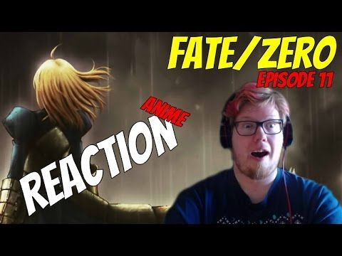 Fate/Zero Episode 11 REACTION | Anime