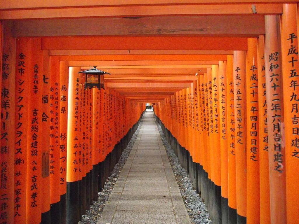 torii gate meaning