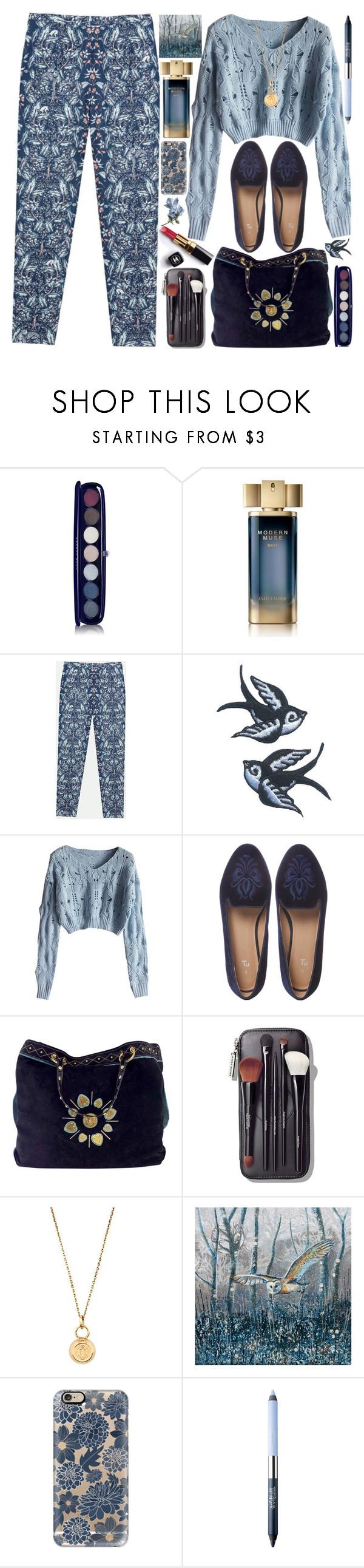 """I`m a dreamer"" by grozdana-v ❤ liked on Polyvore featuring Givenchy, Estée Lauder, Chanel, Gucci, Bobbi Brown Cosmetics, Aurélie Bidermann and Casetify"